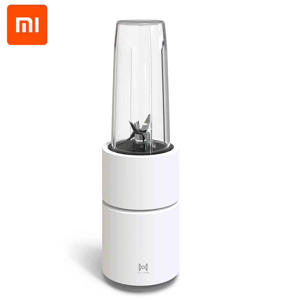 Xiaomi Pinlo Little Monster Fruit Vegetable Cooking Machine Mini Electric Fruit Juicer Fruit Squeezer Household Travel