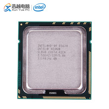 Intel Xeon E5630 Desktop Processor Quad-Core 2.53GHz L3 Cache 12MB 5.86 GT/s QPI LGA 1366 SLBVB 5630 Server Used CPU(China)