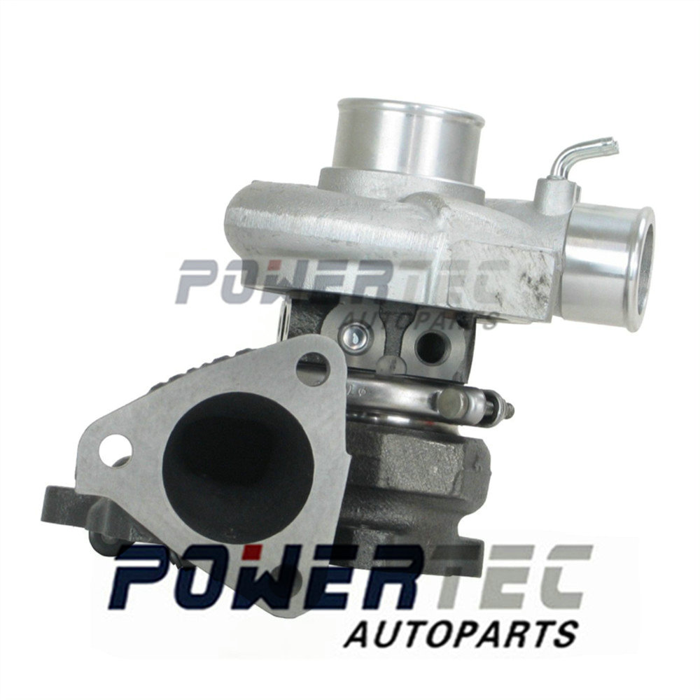 TF035 TF035HM 12T 4 Balanced full turbocharger 49135 02110 For Hyundai H 1 2.5 TD 73 Kw 100 HP 4D56 2000 49135 02100 TURBO