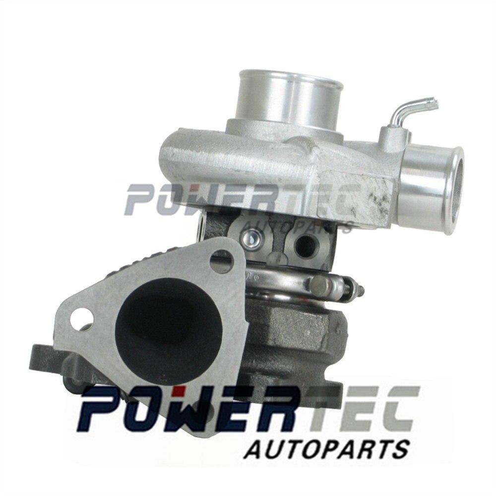 TF035 TF035HM-12T-4  Balanced Full Turbocharger 49135-02110 For Hyundai H-1 2.5 TD 73 Kw - 100 HP 4D56 2000- 49135-02100 TURBO