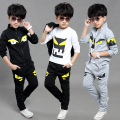 Boys outerwear Clothing sets Kids clothes Children three pcs set Jacket+Pants+T-shirts suit ropa mujer roupas infantis menino
