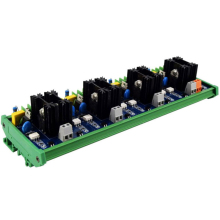 2/4/6/8-way PLC AC high power output board, original drive tube high frequency high speed optocoupler isolation 1pcs ac 230v 6 4 a ac 120v 12 6 a 5e4 electric power tool plastic speed controller switch fa 8 1fe 6 positions color randomly