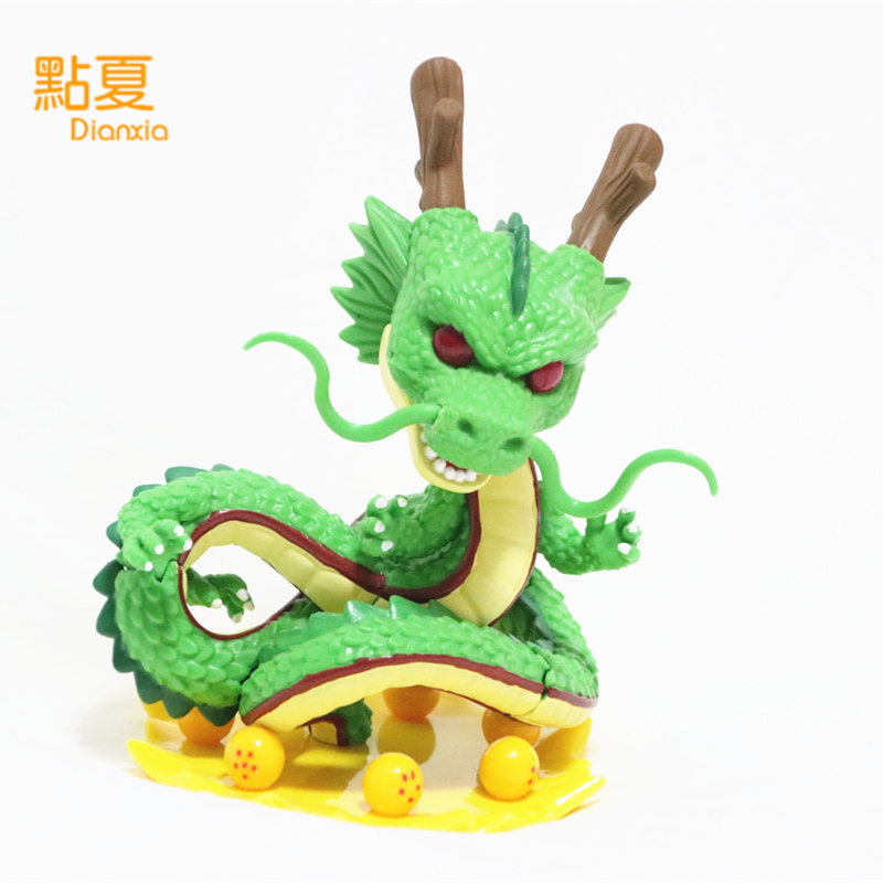 DIANXIA H15CM Anime Dragon Ball POP Action Figure Gift For Anime Lovers Toy Decoration PVC With Box Size 16.5*14*20cm funko pop official movies moana maui pvc action figure toys 2017 new 100% original pop toy for children baby gift comes with box