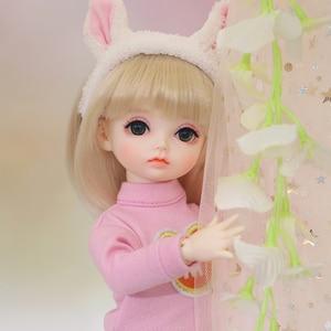 Image 5 - OUENEIFS Hebbe BJD YOSD Doll 1/6  Body Model Baby Girls Boys High Quality Toys Shop Resin Figures