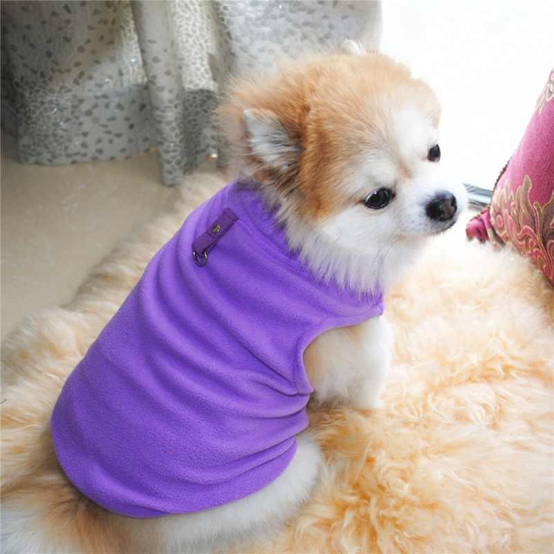 겨울 애완 동물 강아지 옷 따뜻한 위장 재킷 방수 코트 후드 치와와 작은 중간 강아지 강아지 XS-XXL