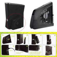 Quality USB Side UP Cooling Computer Cooling Fan External Side Cooler for XBOX 360/Xbox 360 Slim стоимость