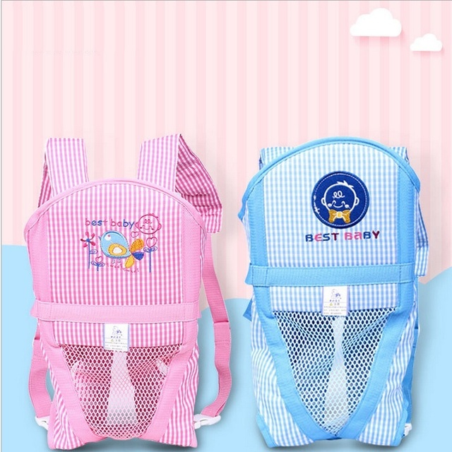 Baby carrier Wrap sling Breathable Summer carrier Front facing sling Kangaroo sling  Mesh Infant  Baby hip seat  Baby stuff care