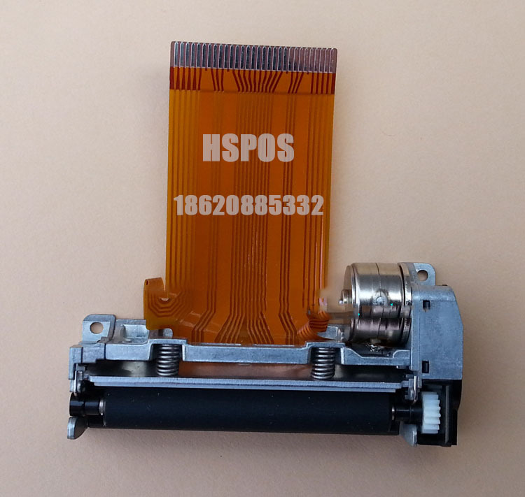 ФОТО pos 58mm thermal print head XPrinter Zonerich zq-1000 tp215-01 ltp-z245b-c384-e printhead support Alipay nnata