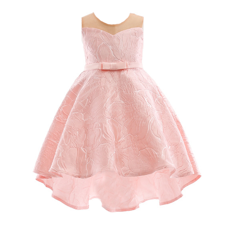 цена на Berngi Girls Dresses New Brand Princess Girl Clothing Long Tail Formal Dress for Flower Girls Kids Princess Dress for Party Prom