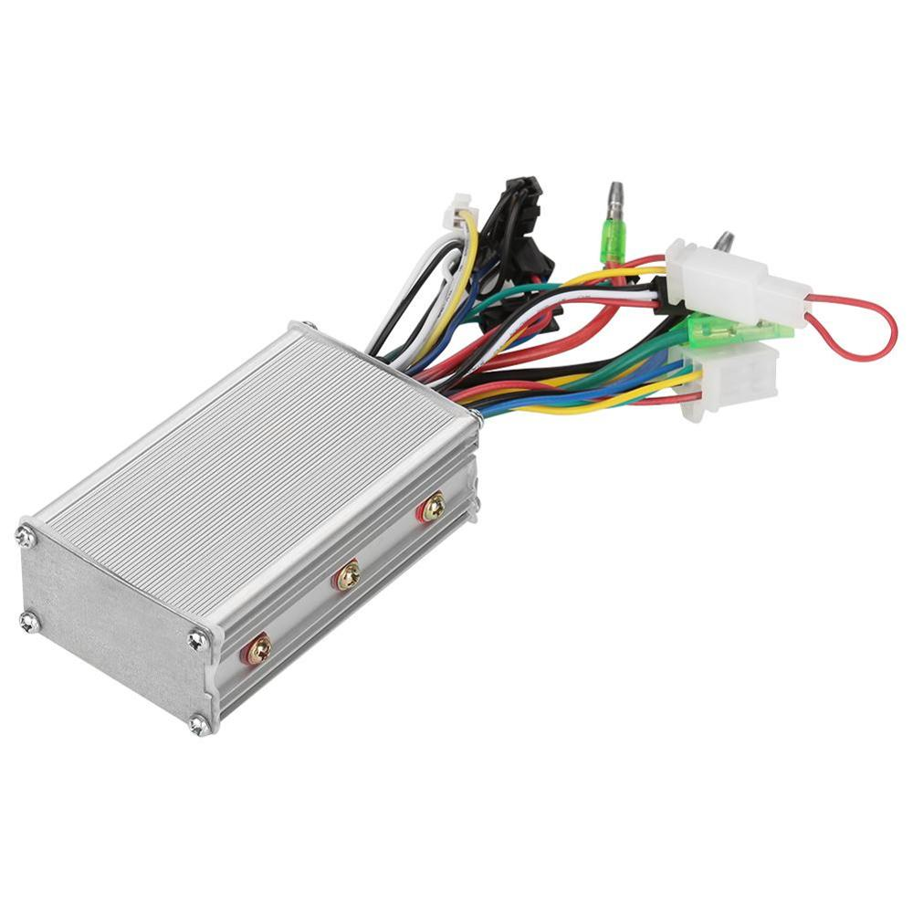DC 36V/48V 350W Brushless DC Motor Regulator Speed Controller 103x70x35mm For Electric Bicycle E-bike Scooter