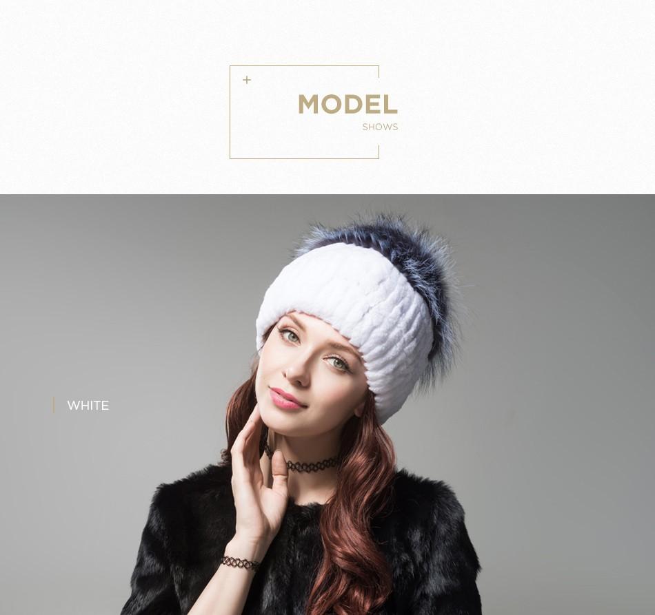 women\'s hats fur PCM002 (9)