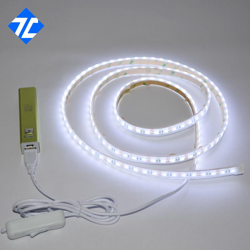 Dc5v 2835 ip65 waterproof super bright flexible led strip lights dc5v 2835 ip65 waterproof super bright flexible led strip lights for travelinghikingcampingread with usb onoff switch cable in led strips from lights aloadofball Gallery