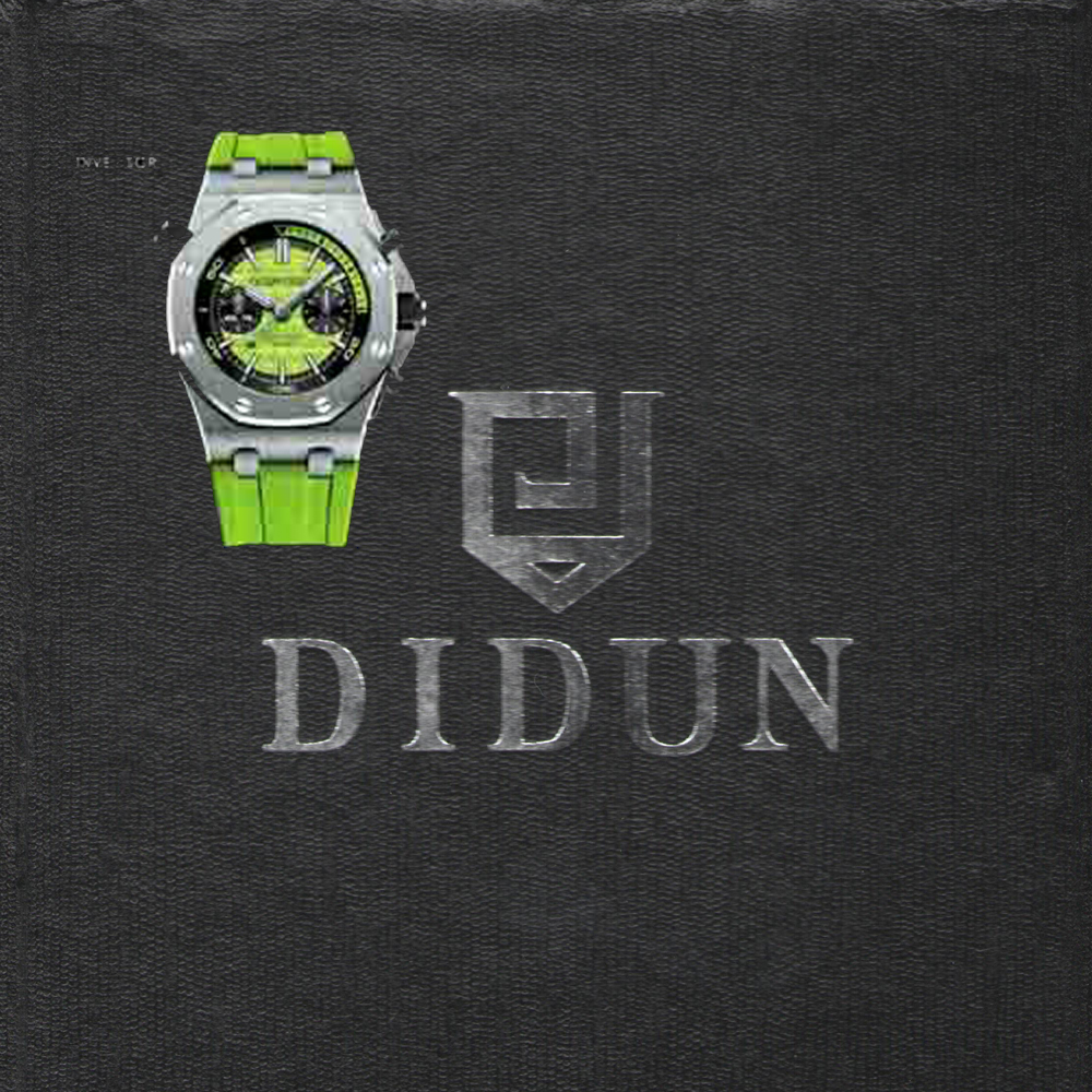 DIDUN mens watches top brand luxury Watches Men Sport Quartz Watches Steel Luxury Brand Wristwatch 30m Water resistant
