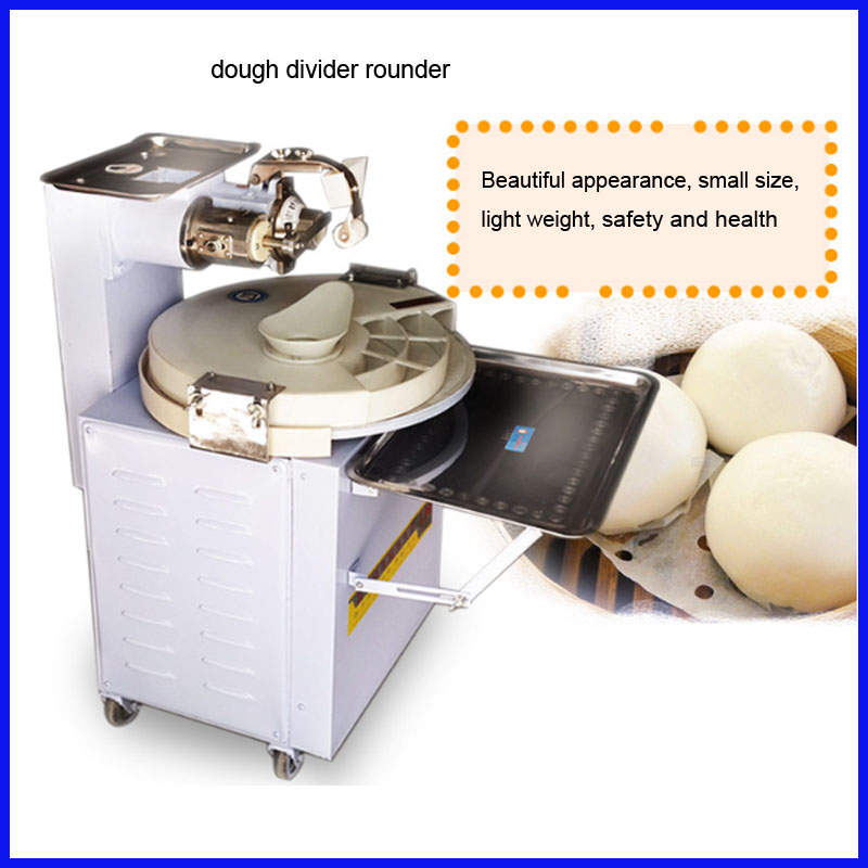Factory Price Bread Dough Divider Rounder Roller Machine Manual Bakery Cutting Cutter