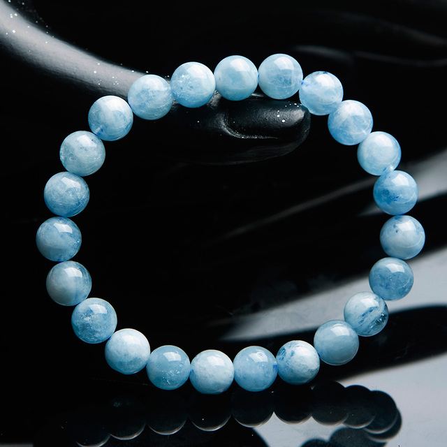 Aigue Marine Chine Bracelet