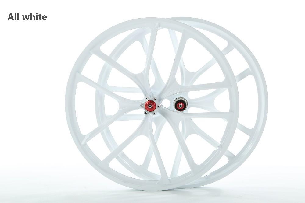 26 27.5 Mountain Bike Wheels 4B2A4223