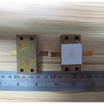 CGI CBR-800 Stripline Base Mounted Resistors 800 watts 100ohms CGI 100  Flanged