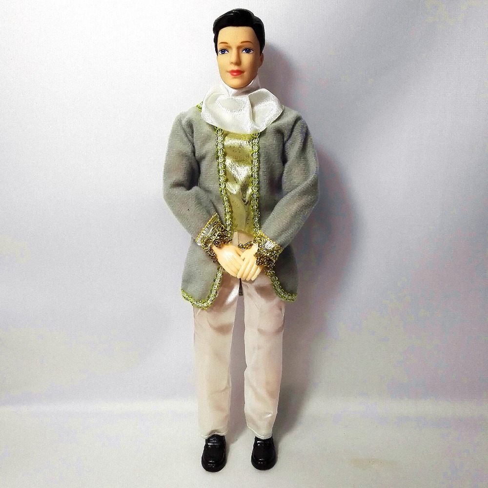 Ken Doll + Clothing Set + Shoes For Prince Doll Flexible with Formal Dress Clothes for Barbie Boy Bridegroom Doll Girls Gift Toy ken browne sociology for as aqa