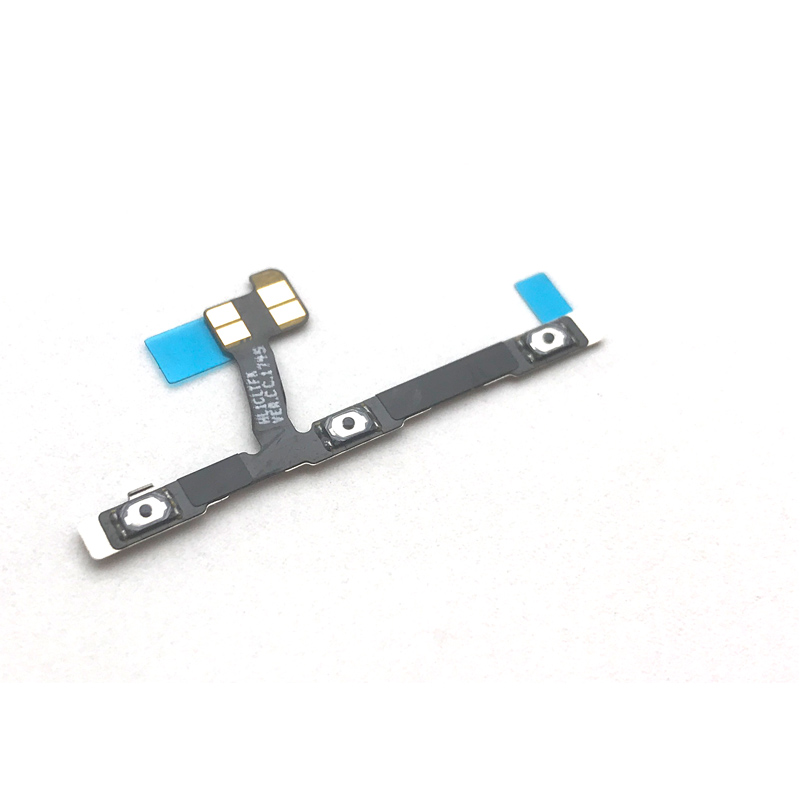 New For Huawei P20 lite Pro Power Volume Up Down Button Side Key Switch Flex Cable Ribbon Replacement