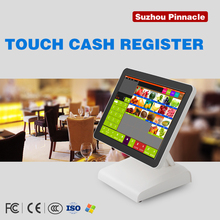 15 inch All in one dual screen display touch monitor dual touch screen monitor display pos display touch pos pc