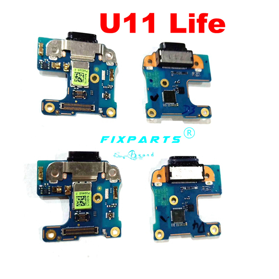 HTC U11 USB Charging Port For HTC U11 LifeEyes Charger Port Dock Plug Connector Board For HTC U11 Plus Charging Flex Cable (7)