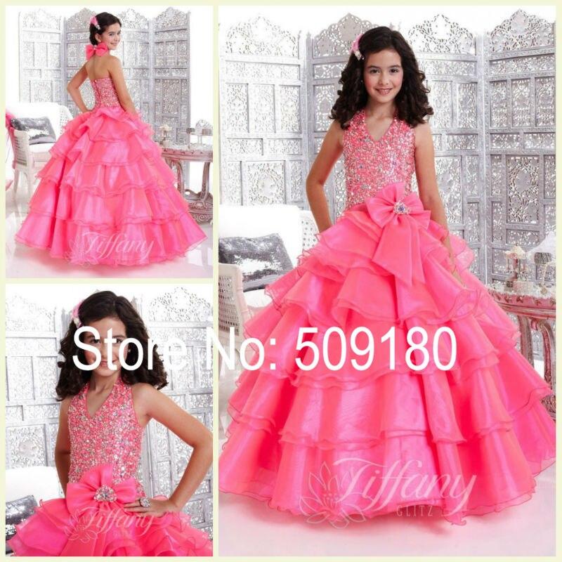 Popular Little Girls Designer Dresses-Buy Cheap Little Girls ...