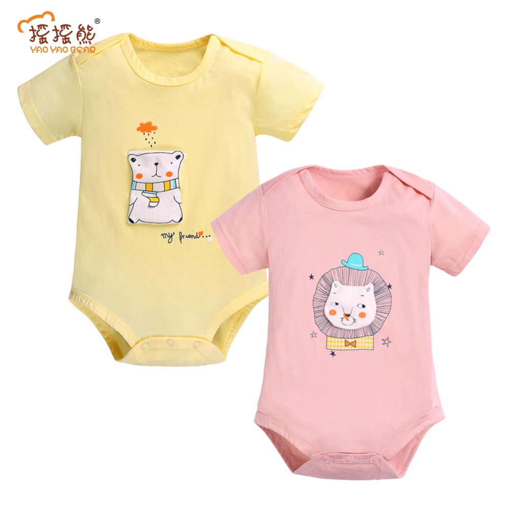 cute baby body summer baby bodysuit short sleeve baby clothing 2 pcs lot jumpsuit overall body. Black Bedroom Furniture Sets. Home Design Ideas