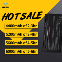 battery for Asus T12C T12Er T12Fg T12Jg T12Ug X51H X51L X51R X51RL X58 X58C X58L X58Le A31-T12 A32-T12 A32-X51 bateria akku цена 2017