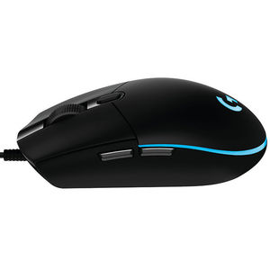 Image 3 - Logitech mouse G102 PRODIGY gaming mouse with New 8000DPI logitech wired mouse for overwatch DOTA PUBG LOL mouse gamer
