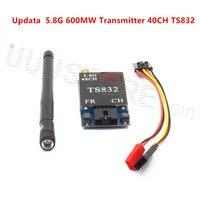 Boscam FPV 5 8G 5 8GHz 600mW Channels Wireless A V Transmitting TX Module TS832 RP