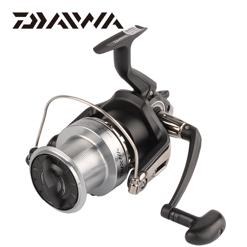 US $72 0 40% OFF|Original DAIWA CROSSCAST 5000/5500/6000 Spinning Fishing  Reel 3+1BB 4 9:1 Air rotor Long Cast Reel Saltwater Carp Fishing Wheel-in