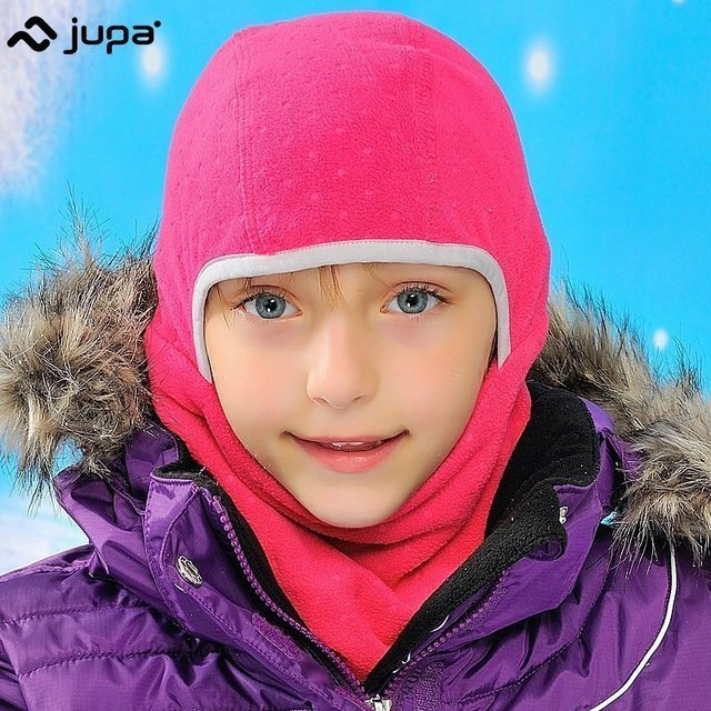 JUPA Cute Baby Hat Soft Cotton Baby ski hat Warm Winter Hat For Baby Girls  Boys Knitted Kids Hats New 2-8 year 5033695f6af