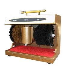 Оборудование для полировки обуви машина Автоматическая Индукционная новая Чистка обуви машина Автоматическая Индукционная машина