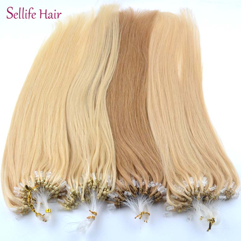 24 inch micro ring hair extensions image collections hair 100strands 16 24 inch micro ring loop hair extensions real human 100strands 16 24 inch micro pmusecretfo Images