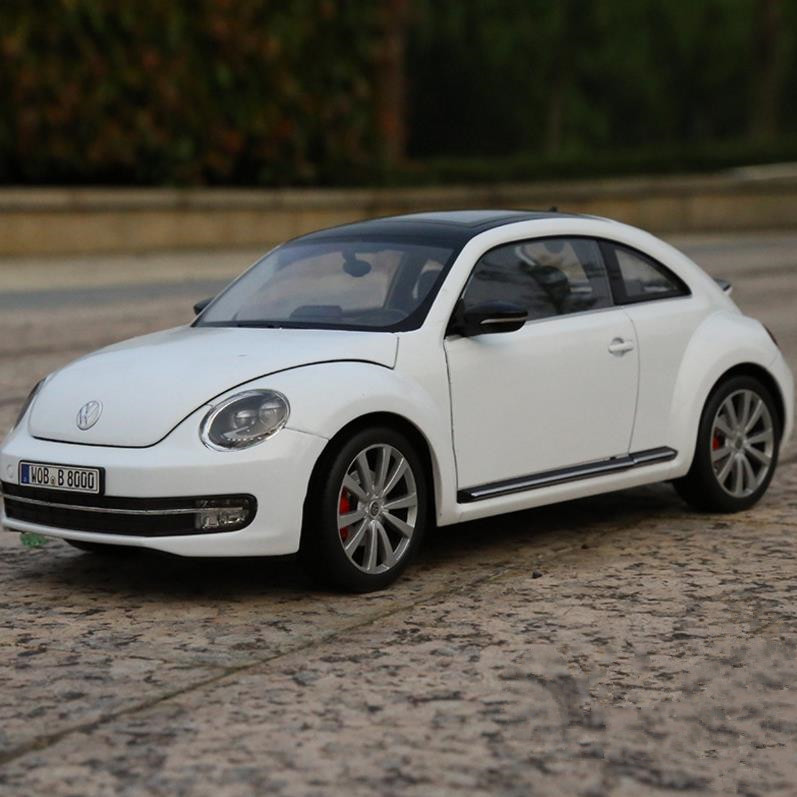 1:18 Advanced alloy car toy,2013 Volkswagen New Beetle collection model diecast metal model toy vehicle,free shipping new arrival gift murcielago 1 18 big racing model car roadster style vehicle metal alloy collection toy for fans present