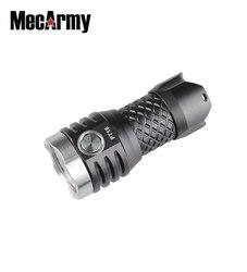 MECARMY PT16 3 * CREE XP-G2 S4 1100 lumen Ultra Helle USB Aufladbare Kompakte Taschenlampe