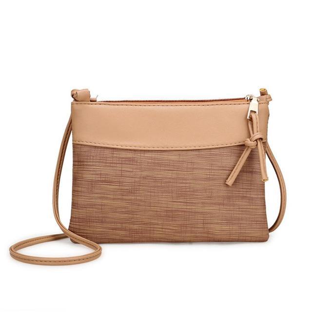 Women Retro Messenger Bag Shoulder Bags Tote Handbag Small Purses Pocket Dropshipping Whole