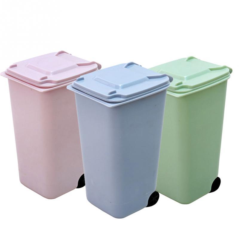 Decorative Kitchen Trash Cans Plastic Trash Cover Type Kitchen Kitchen  Trash Can Home Decorative