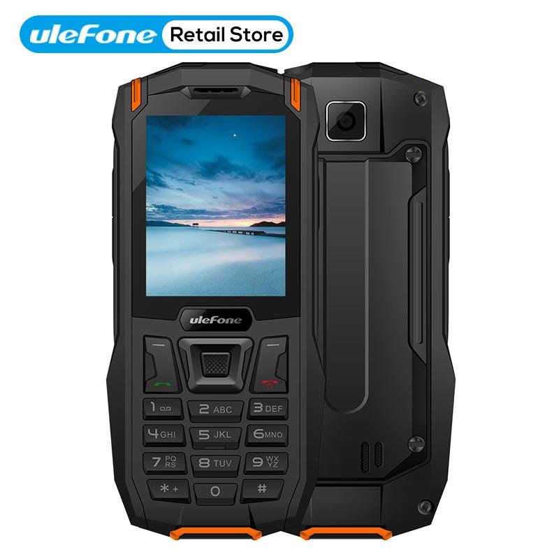 Ulefone Armatura Mini IP68 Impermeabile Del Telefono Mobile 2.4