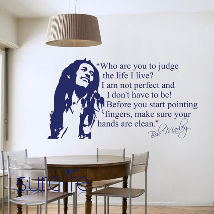 Aliexpress.com : Buy Wholesale Quotes Wall Sticker Vinyl Wall Decals Quotes  Poster Wall Art Wallpaper Wall Stickers Home Decoration From Reliable  Stickers ... Part 39