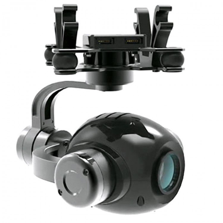 Rescue-2 10x Zoom HD Camera Gimbal 32-bit Controller Encoder for zoom camera professional gimbal for rescue and search purposes цена и фото