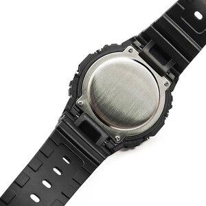 Image 4 - ספורט שעון גברים שעונים זכר ספירה לאחור שעון מעורר כרונו דיגיטלי שעוני יד 50M עמיד למים Relojes דה hombre דיגיטלי שעון