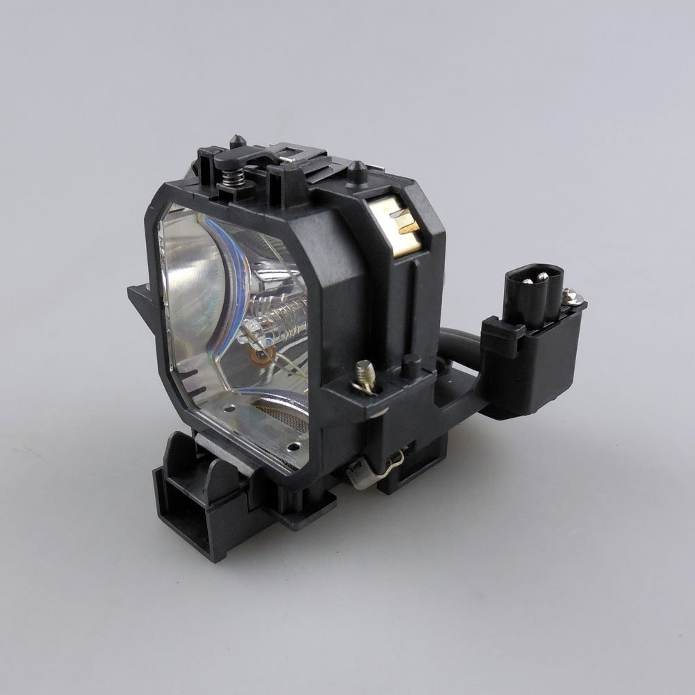 ELPLP21 / V13H010L21  Replacement Projector Lamp with Housing  for  EPSON EMP-53 / EMP-73 / PowerLite 53c / PowerLite 73c