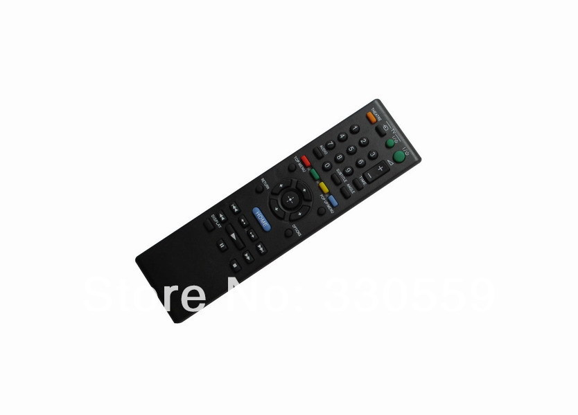 Universal Replacement Remote Controller Fit For Sony HBD F57HBD E580 BD Blu ray DVD font b