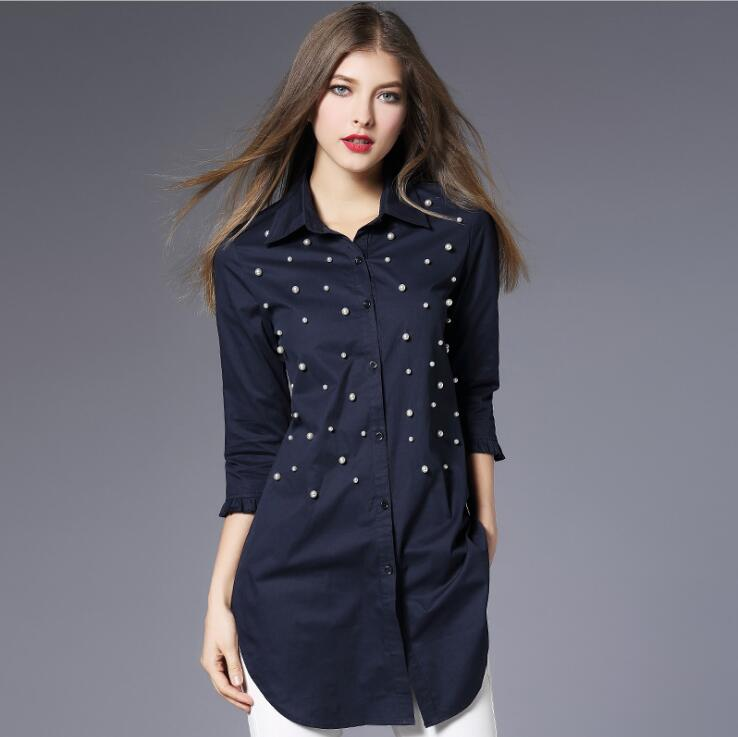 Popular Royal Blue Blouse for Women-Buy Cheap Royal Blue Blouse ...