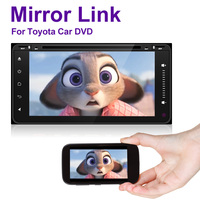 7 Inch Android 6 0 WIFI 1080P Screen Mirroring Function OBD2 RCA Video Car DVD Player