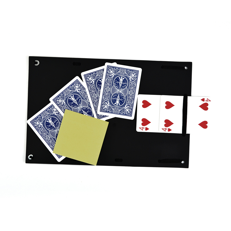 Fate Prediction Cards Gratis frakt Magic Tricks Magia Trick Toy Stäng upp Magie