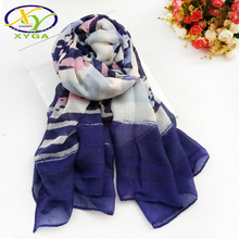 купить 1PC 180*100CM 2016 Summer Hot Sale Voile Cotton Women Fashion Long Scarf Thin Woman Voile Thin Shawls Pashminas дешево