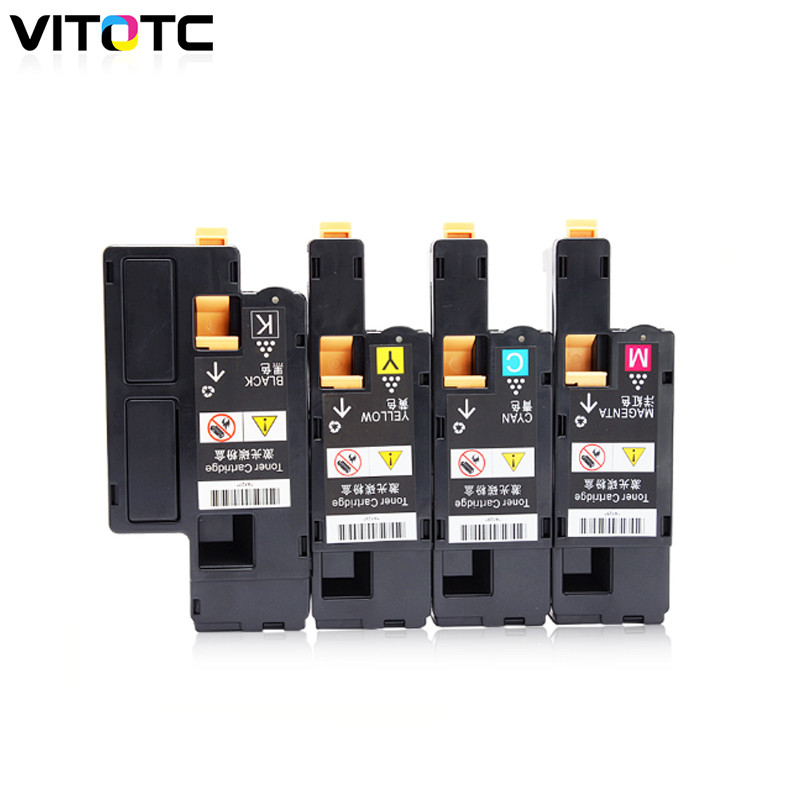 Compatible For Xerox CM225w CM225 CP115w CP115 CP116w CP116 CP225W CP225 Toner Cartridge CT202264 CT202265 CT202266
