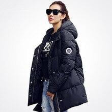 Повседневная женская зимняя куртка, верхняя одежда женский с капюшоном меховой Куртка с воротником Длинные парки с хлопковой подкладкой женская одежда большой размер пальто MZ1069g